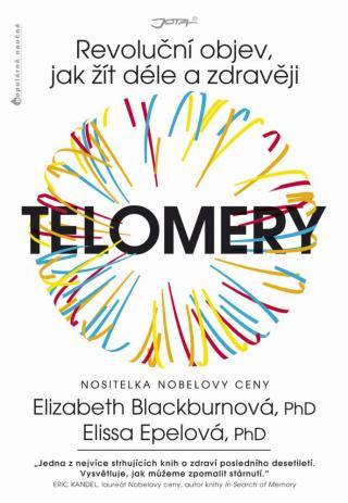 Telomery - Blackburn Elizabeth, Epel Elissa [E-kniha]